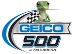 Geico 500 at Talladega