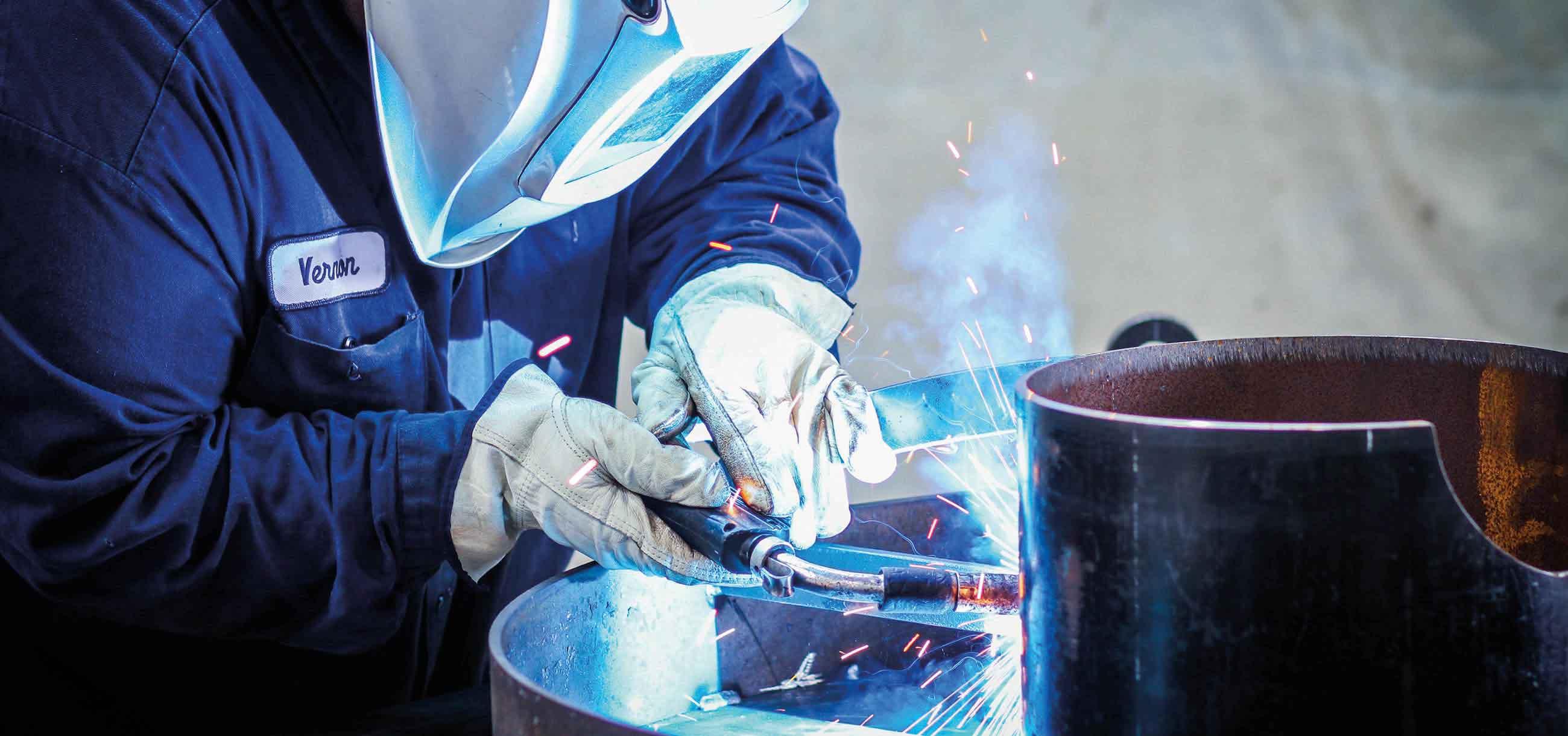 welding contact tech support