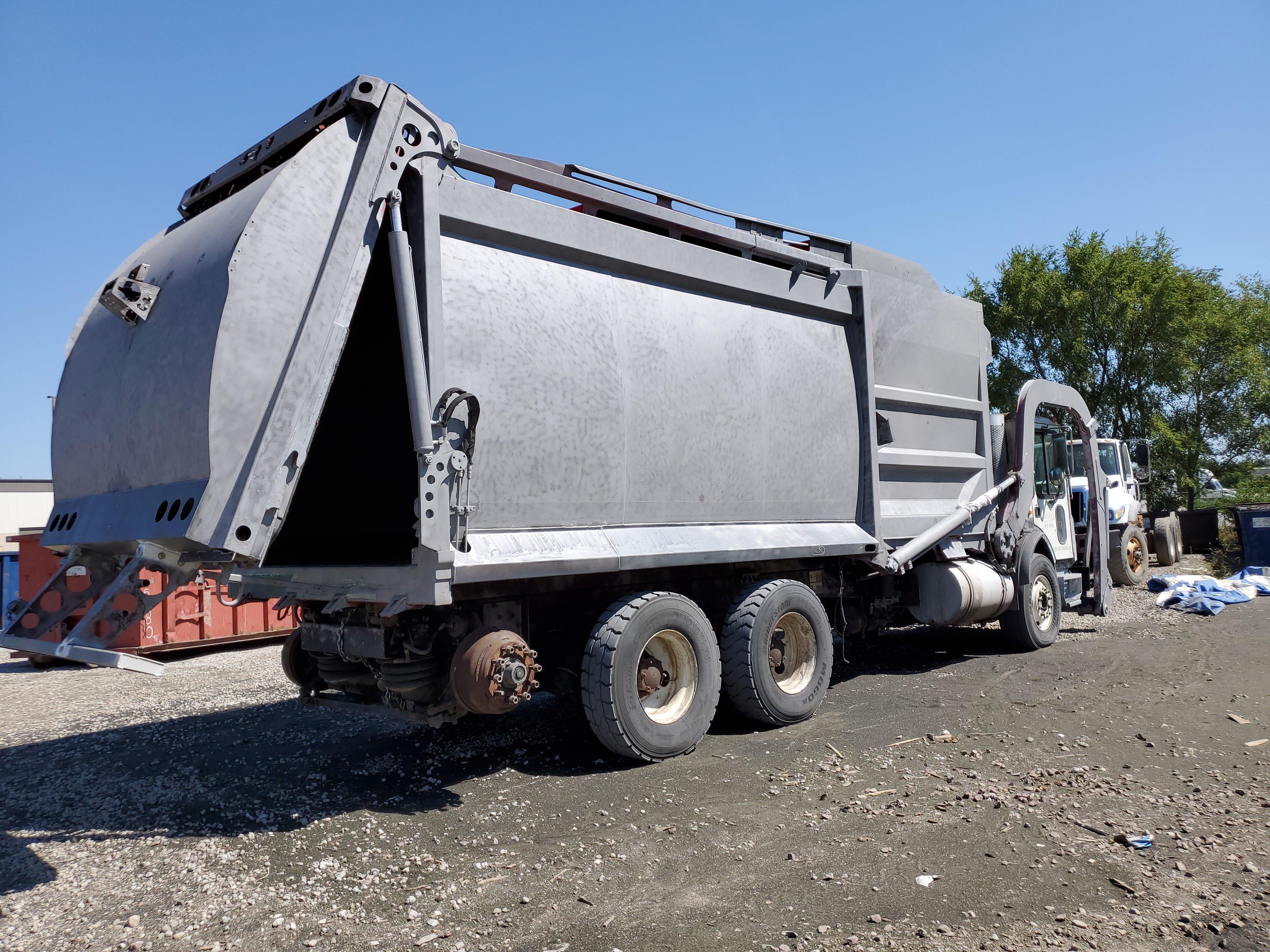 Case study | Garbage truck