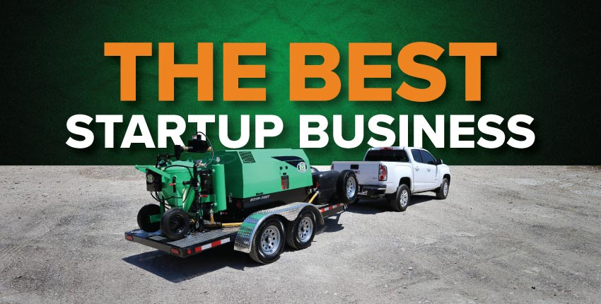 the best startup business
