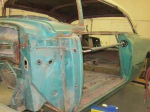 Dirty 1956 Buick Riviera