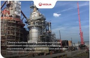veolia north america refinery