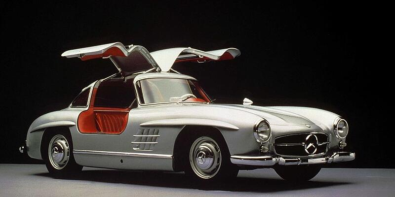 1954 mercedes 300sl gullwing
