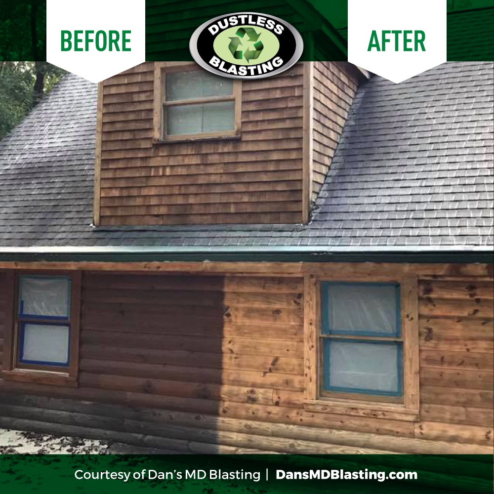 before-after-log-cabin