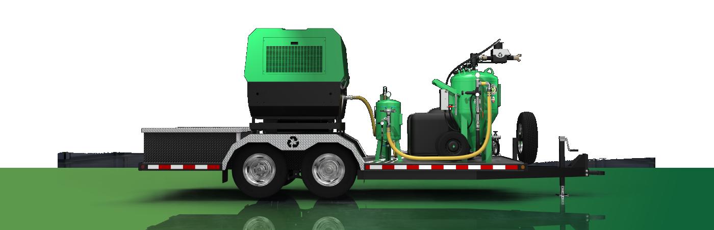 db500 mobile xl trailer