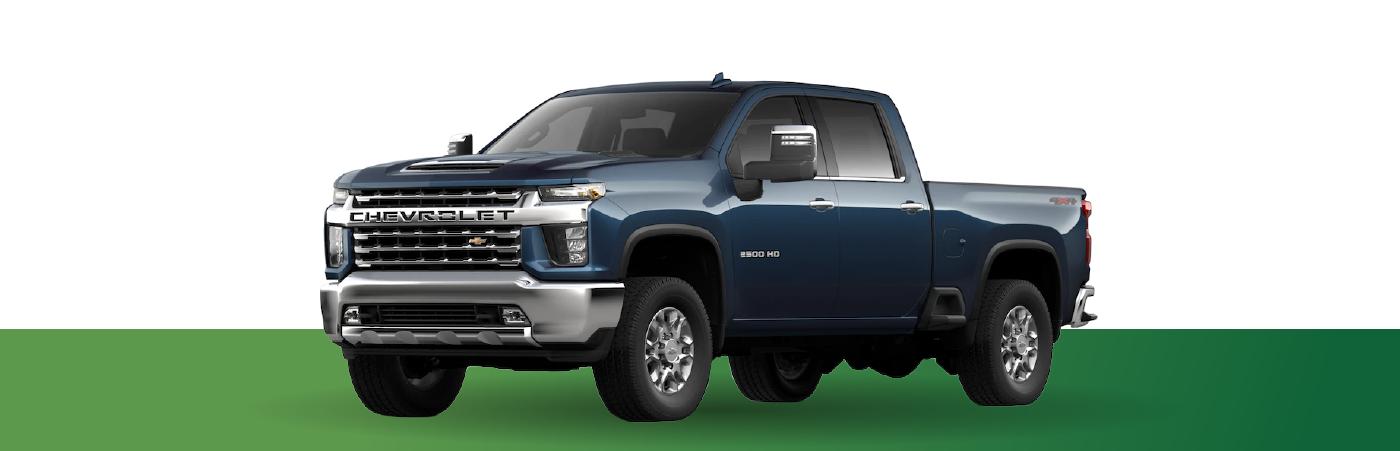 navy blue chevrolet pickup truck