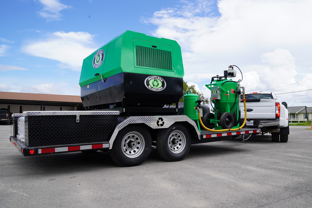 db800 mobile xl with dually truck