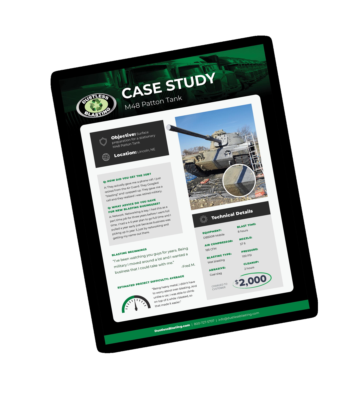 Case study-tank