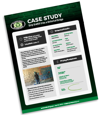 case study for graffiti stripping