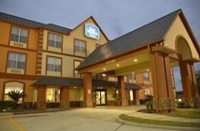 Best western pearland hotel