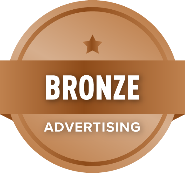 bronze advertising package