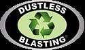 dustless blasting logo small