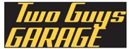 two guys garage logo