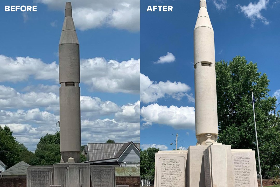 Gus-Grissom-Monument-Before-and-After-3-2