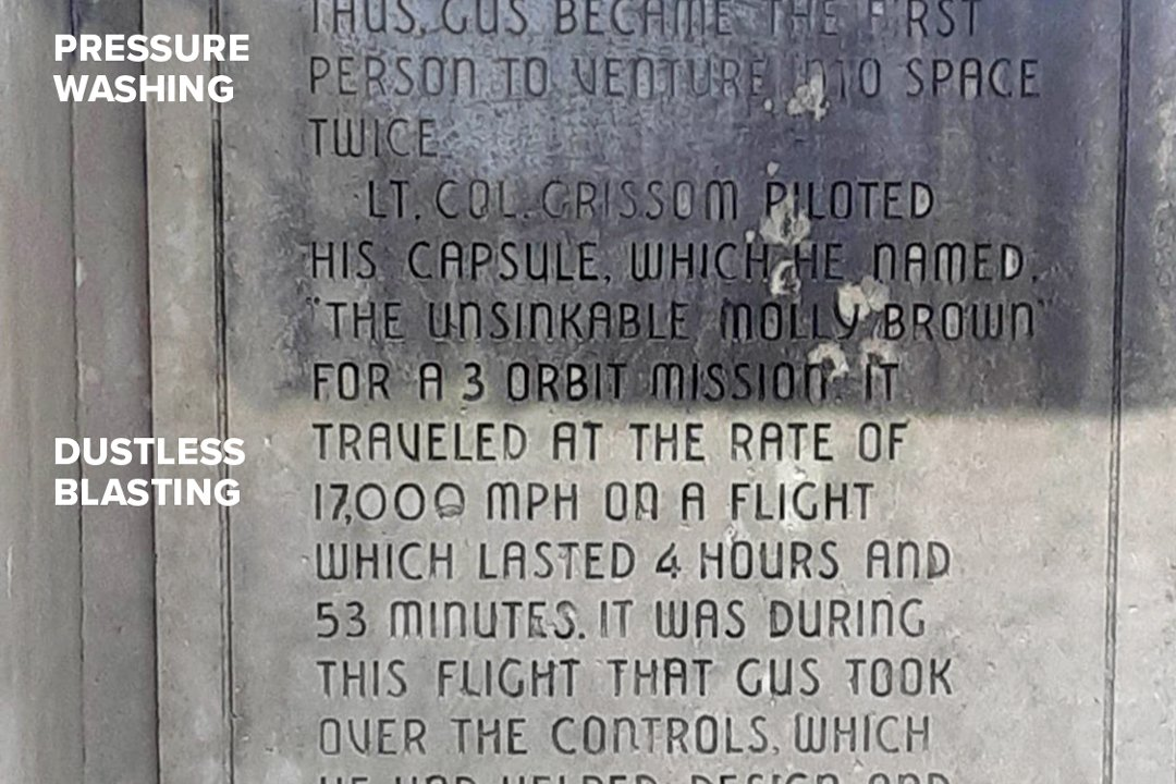 Heath-Allen-Grissom---ALE-Surfacing-LLC---Virgil-I-Gus-Grissom-memorial-rocket-monument---29-words