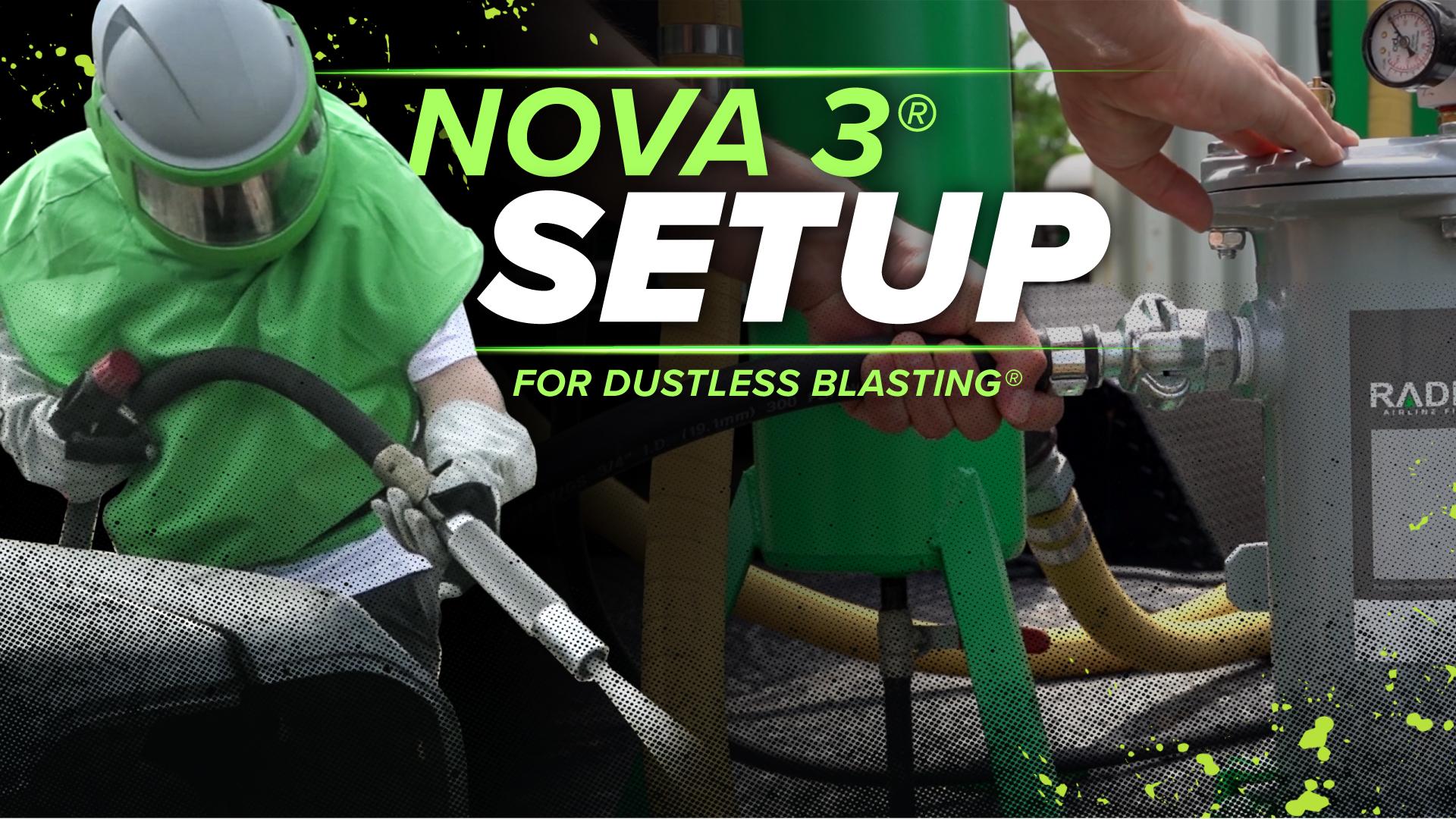 Nova 3 Initial Setup