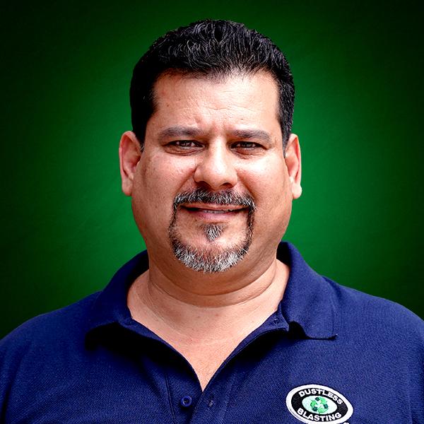 Luis Ramirez Headshot