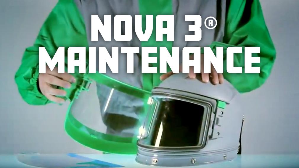 Nova 3 Maintenance