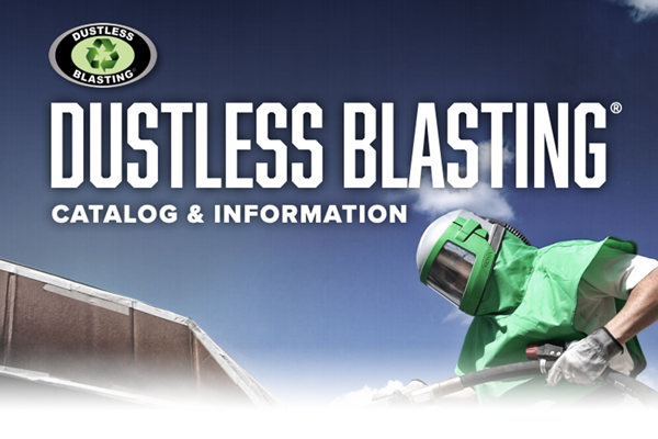 dustless blasting catalog