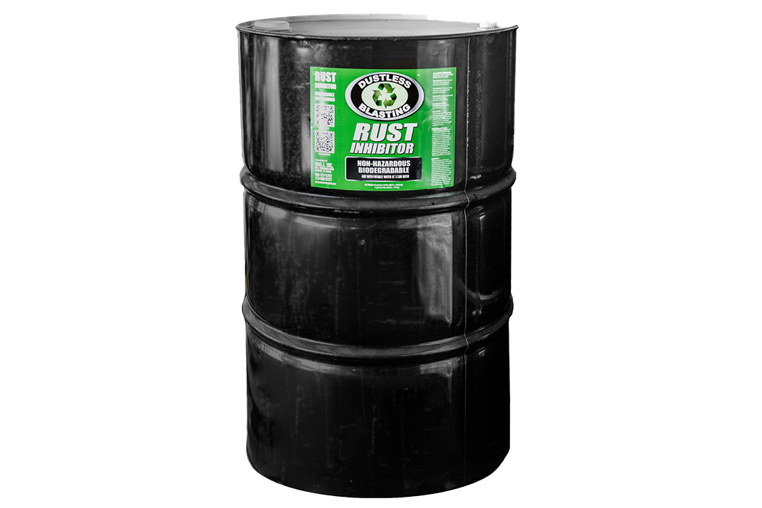 rust inhibitor 55 gallon drum