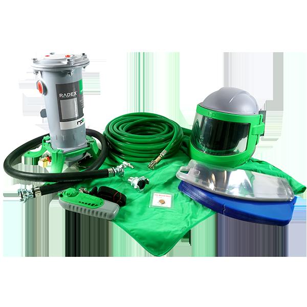 Nova 3 Respirator complete system