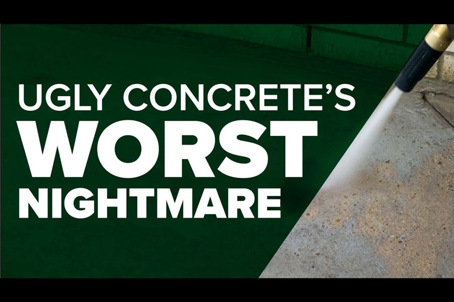 ugly concrete's worst nightmare